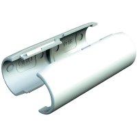 Spojka pro trubky OBO Bettermann Quick-Pipe, 2153829, M16, světle šedá