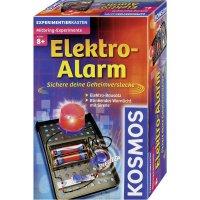 Experimentální stavebnice Elektro alarm Kosmos 659172, od 8 let
