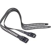 Rozepínací stahovací pásek H-Tyton SOFTFIX-XL-TPU-BKIII, do 35 kg, 580 x 28 mm, černá, 3ks