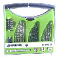 Sada vrtáků a bitů FIELDMANN FDV 9003