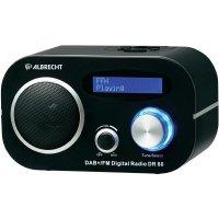 DAB+ rádio Albrecht DR 80