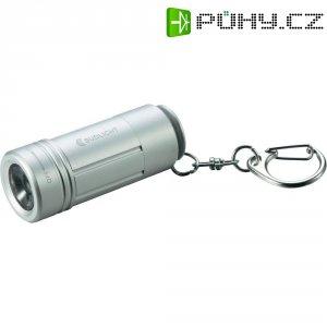 Kapesní USB LED svítilna Südlicht AllDay S3, SL0262, 0,5 W, stříbrná