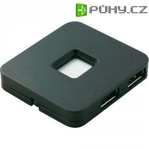 USB 2.0 hub, 4-portový