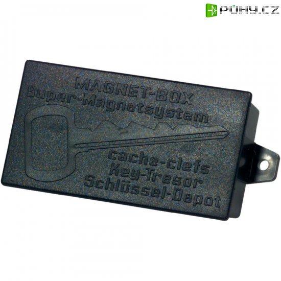 Úložný box na klíč s magnetem Herbert Richter 309 - Kliknutím na obrázek zavřete
