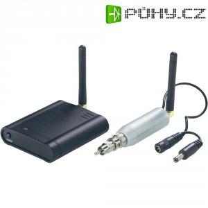Bezdrátový vysílač se 4kanálovým přijímačem 2,4 GHz