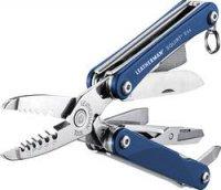 Multifunkční nářadí LeathermanSquirt ES4, modrá