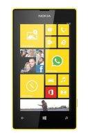 Nokia Lumia 520 Yellow - CZ distribuce