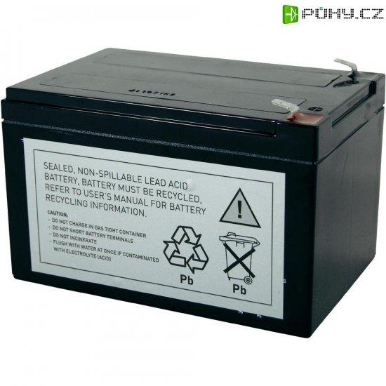 Akumulátor do UPS zn. APC, typ RBC4 - Kliknutím na obrázek zavřete