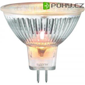 Halogenová žárovka Sygonix GU5.3, 12 V, 20 W, Ø 50 mm, stmívatelná, teplá bílá