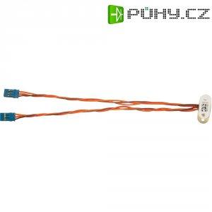 Plochý kabel pro napájení serva Modelcraft 0.35 mm², 180 mm