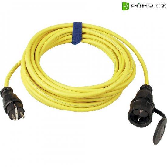 Prodlužovací kabel Sirox, 10 m, 16 A, žlutá - Kliknutím na obrázek zavřete