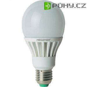 LED žárovka Megaman Classic, E27, 8 W, teplá bílá