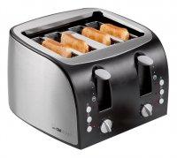 Toustovač pro 4 toasty Clatronic TA 3359