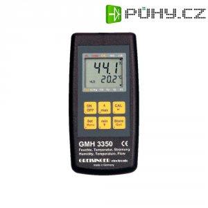 Měřič vlhkosti, proudění a teploty Greisinger GMH 3350, 101500, bez senzoru
