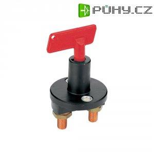 Bezpečnostní spínač pro motorová vozidla, 50 A, 12 V, červená/černá