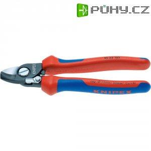 Nůžky na stříhání kabelů s rozevírací pružinou Knipex 95 22 165, 165 mm