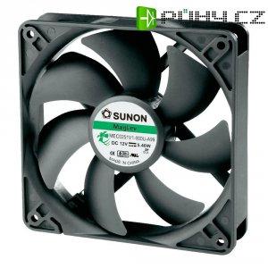 Ventilátor Sunon DR MEC0251V1-000U-A99, 120 x 120 x 25 mm, 12 V/DC