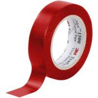 Izolační páska 3M Temflex 1500, FE-5100-8341-6, 15 mm x 10 m, červená