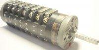 Vačkový spínač VS16 2207 C4, 16A/380V~, 3 polohy 90°