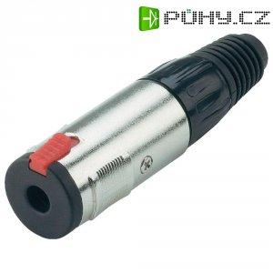Kabelový konektor jack (F) 6,3 mm