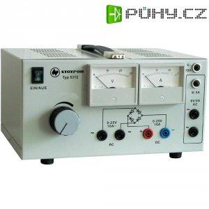 Lineární laboratorní zdroj Statron 5312.1, 0 - 25 V, 0-10 A