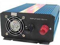 Měnič 12V/230V, 600W,čistá sinusovka,CARSPA