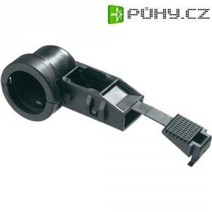 Úchyt a ochrana kabelu TE Connectivity, 965576-1, úhlový