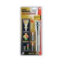 Kapesní LED svítilna Mag-Lite Mini 2 AA Multimode, SP2210H, stříbrná