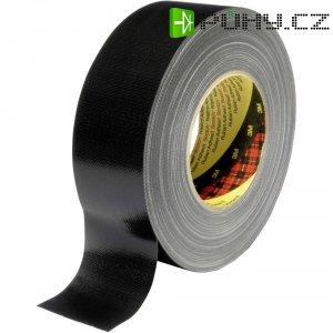 Textilní lepící páska černá univerzální (50 mm x 50 m) 3M