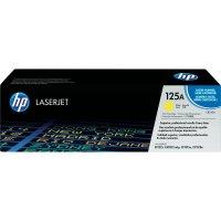 Toner do tiskárny HP CB542A žlutý