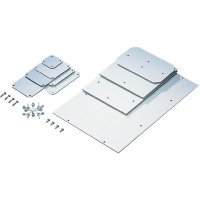 Montážní deska pro pouzdro PK Rittal 9550000, (Ø x d) 5 mm x 20 mm