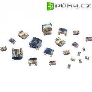 SMD VF tlumivka Würth Elektronik 744765075A, 7,5 nH, 0,68 A, 0402, keramika