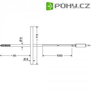 Snímač pro měření hluboko zmrazených produktů, Greisinger GGF 175, 100800