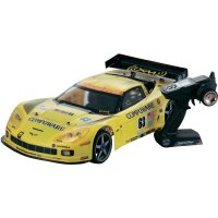RC model Brushless Kyosho Inferno GT2 VE RS Corvette, 1:8, 4WD, RtR 2.4 GHz