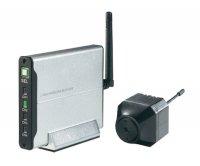 Kamera bezdrátová - minikamera 2,4 GHz