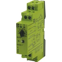Interface relé Tele OCL1 170017, 24 V/AC/DC, 20 mA, 5 A