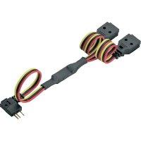 Y kabel Modelcraft, konektor MPX, 30 cm, 0,14 mm²