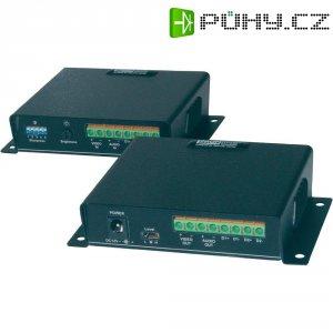 Set vysílače a příjímače pro 2-vodičový přenos ABUS