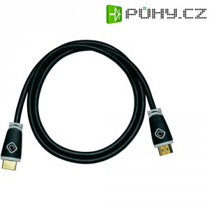 Oehlbach High Speed HDMI kabel s Ethernetem, Easy Connection, 1,5 m