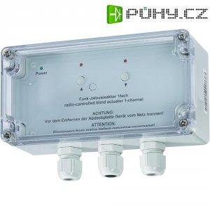 Bezdrátový ovladač žaluzií na omítku HomeMatic, 76800, 1kanálový, 800 W