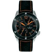 Ručičkové náramkové hodinky Jacques Lemans Liverpool GMT 1-1739D