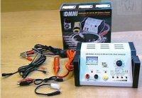 Nabíječka autom.MW7168 1-10x NiCd/NiMH,napáj.12V
