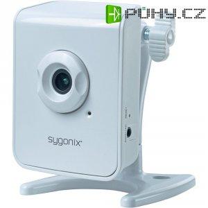 Barevná monitorovací kamera sygonix 43176A, LAN, 1600 x 1200 px