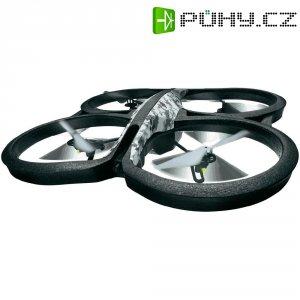 Kvadrokoptéra Parrot AR.Drone 2.0 Elite Edition Snow RtF s kamerou