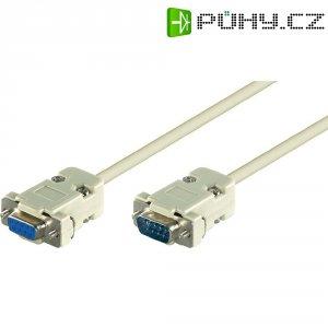Kabel VGA, zástrčka 2 m