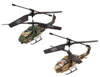 RC model vrtulníky FLIGHT MISSION 2 kusy BRH-317F10 3kanálové