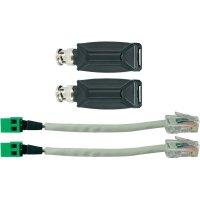 Prodlužovací kabel Sygonix, BNC ⇔ RJ45, 600 m, 2 dráty