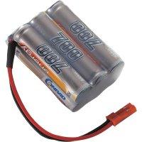 Akupack NiMH (modelářství) Conrad energy 206616, 7.2 V, 700 mAh