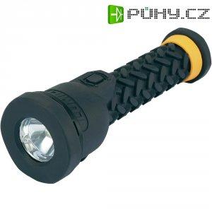 Kapesní LED svítilna Easy Grip, 868894, černá