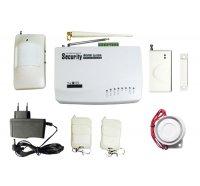 Alarm bezdrátový GSM-01